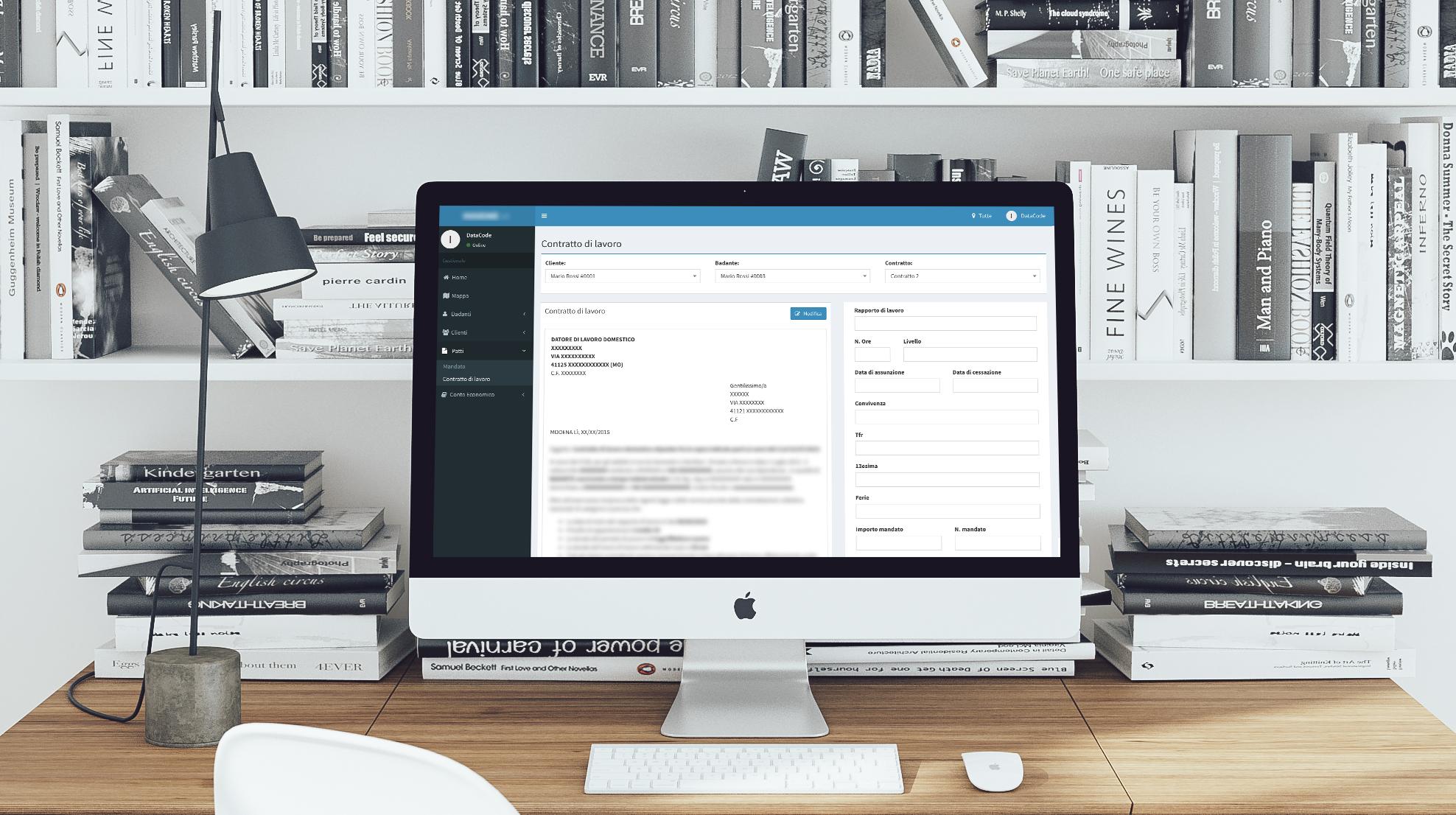 Software Gestione Badanti per Cooperative