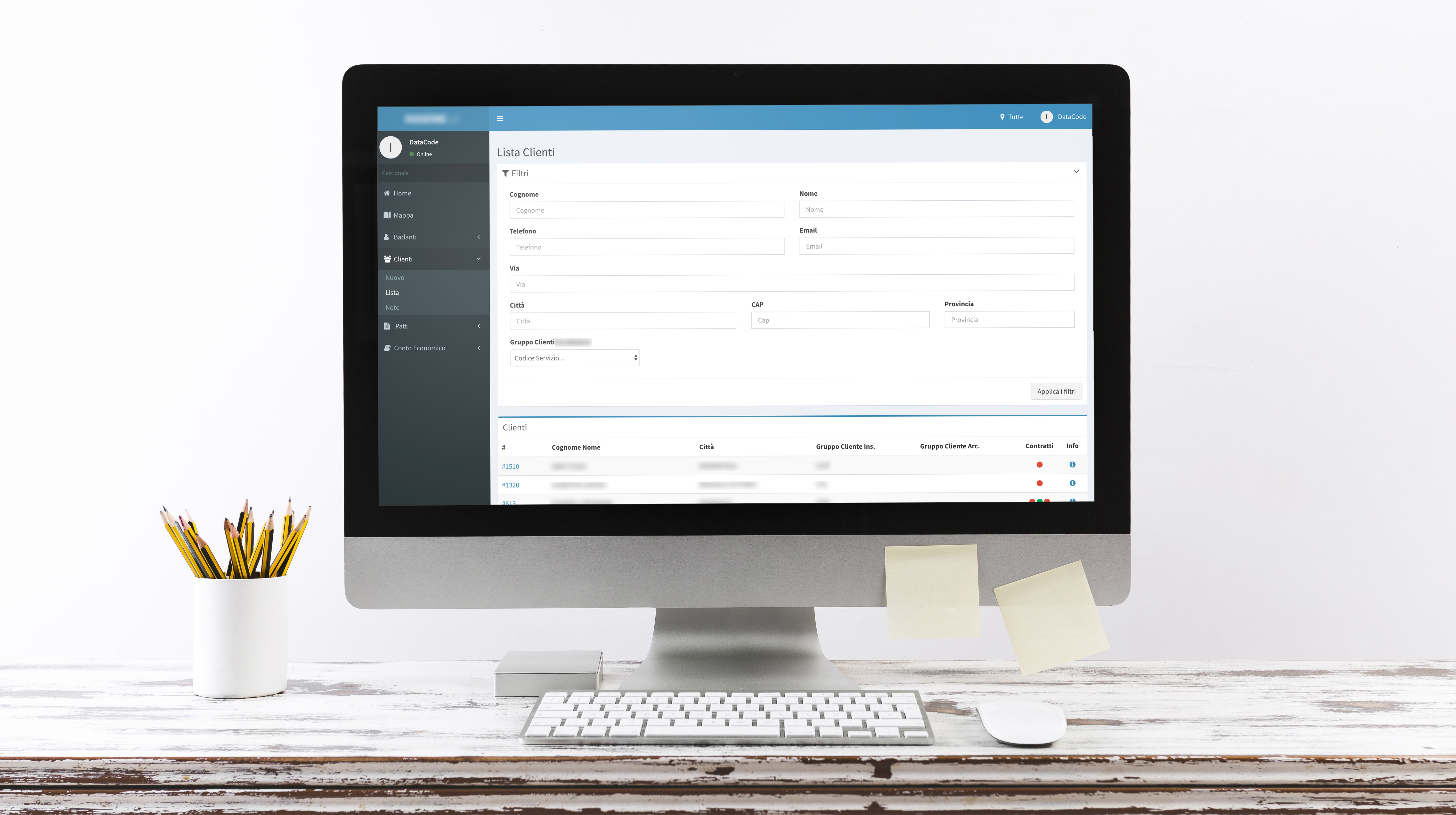 Software Gestione Badanti per Agenzie di lavoro